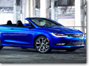 2015 Chrysler 200 Convertible [render]