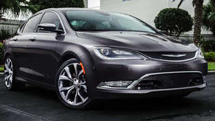 2015 Chrysler 200 - Nice and Affordable