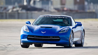 2015 Chevrolet Corvette Stingray Gets Performance Data Recorder [VIDEO]