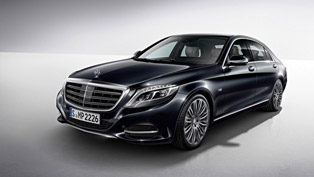 2015 Mercedes-Benz S 600 Debuts At NAIAS