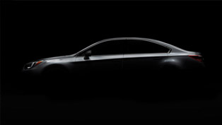 Subaru Teases 2015 Legacy Ahead Of Chicago Debut