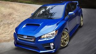2015 Subaru WRX STI [leak pictures]