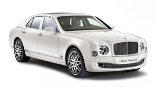 Bentley Introduce Mulsanne Birkin Limited Edition