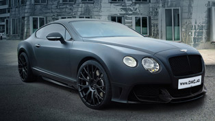 DMC Impress With Bentley Continental GT DURO China Edition