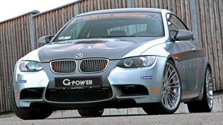 G-Power BMW M3 E92 Hurricane 337 Edition [video]