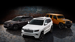 2014 jeep cherokee, grand cherokee and wrangler get altitude models