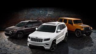 2014 Jeep Cherokee, Grand Cherokee And Wrangler Get Altitude Models
