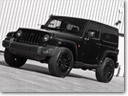 Triathlete 4x4: Kahn Jeep Wrangler Sahara Chelsea Truck Company CJ300