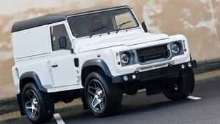 Kahn Land Rover Defender 2.2 TDCI SW 90 Chelsea Wide Track Edition