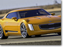 Kia GT4 Stinger Concept Out Of The Shadows