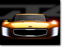 Kia Concept Called GT4 Stinger