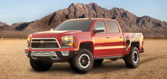 Lingenfelter Has Supercharged Reaper Package For Chevrolet Silverado