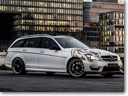 Loewenstein Impress With LM63-700 Mercedes-Benz C63 AMG