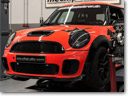 Mcchip-DKR Mini John Cooper Works With A 2.0 TFSI And DSG Gearbox