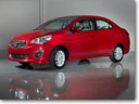Mitsubishi Unveils Mirage G4 Sedan