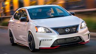 Nissan Unveils Sentra NISMO Concept