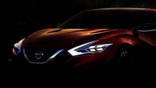 Nissan Sport Sedan Concept Debuts In Detroit