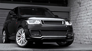 Kahn Adds To The Range Rover 600LE Luxury Edition New Equipment