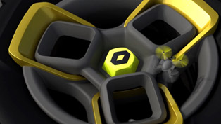Renault Tease Concept Car Ahead Of Delhi Auto Expo [VIDEO]
