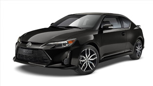 Scion Makes Fr-S And tC More Luxurious With Limited Edition Monogram Series