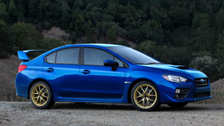2015 Subaru WRX STI Starts With Limited Launch Edition