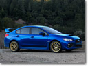 2015 Subaru WRX STI Starts With Limited Launch Edition