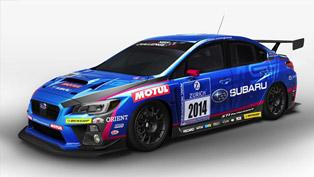 subaru reveals wrx sti racecar [video]