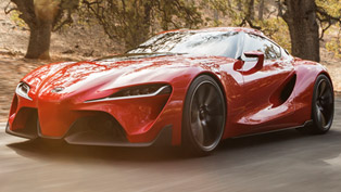Toyota FT-1 Concept - The Ultimate Sports Coupe