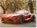 Toyota FT-1 Concept – The Ultimate Sports Coupe