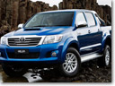 Toyota Hilux Double Cab Recieves Some Updates