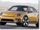 Volkswagen Beetle Dune Concept Closer To Reality At Detroit