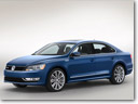 Volkswagen Passat BlueMotion Concept To Be Shown At NAIAS