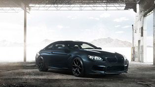 Vorsteiner Shows Its Version Of BMW Gran Coupe M6