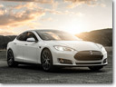 Tesla Model S With Vorsteiner Flow Forged V-FF 101 Wheels