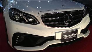 Wald Mercedes-Benz E-Class W212 Black Bison
