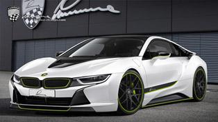 LUMMA Design Introduces Two BMW CLR I Design Concepts