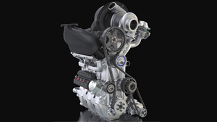 Nissan ZEOD RC Racer 1.5 liter Turbo Engine - 400HP