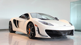rare mclaren mp4-12c high sport for sale