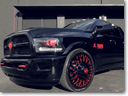2014 Avorza Dodge Ram 3500 Black and Red [video]