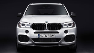 2014 BMW X5 - ///M Performance Parts