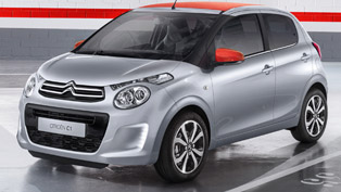 2014 Citroen C1 - A Perfect Car for City Driving
