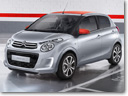 2014 Citroen C1 – A Perfect Car for City Driving