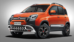 2014 fiat panda cross adds more rugged looks