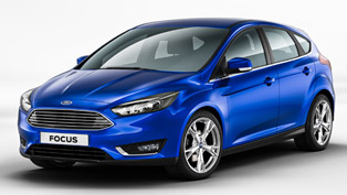 2014 Ford Focus Facelift - Updated Engine Range