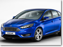 2014 Ford Focus Facelift – Updated Engine Range