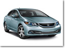 Honda Launches Two New Fuel Efficient Civic Models
