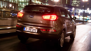Kia Sportage MY2014 Update Debuts At Geneva