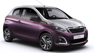 2014 Peugeot 108 - More Refined and Stylish