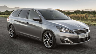 2014 Peugeot 308 SW: A Spacious Estate for Modern Families