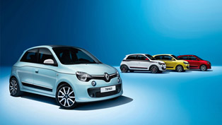 2014 Renault Twingo Revealed!